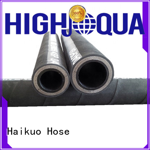 Haikuo best machine hose from China for aviation