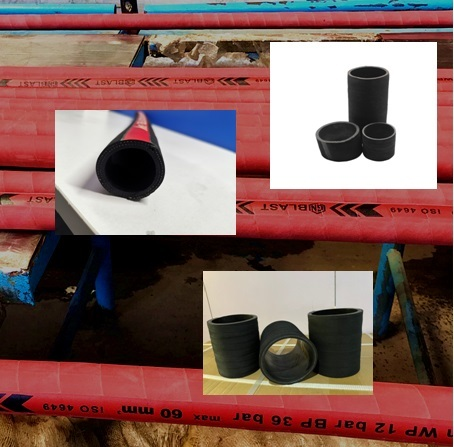 Haikuo large size suction&delivery, oil discharge hose, water suction hose, asphalt hose