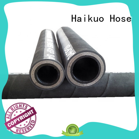 Haikuo wire machine hose wholesale for audio areas
