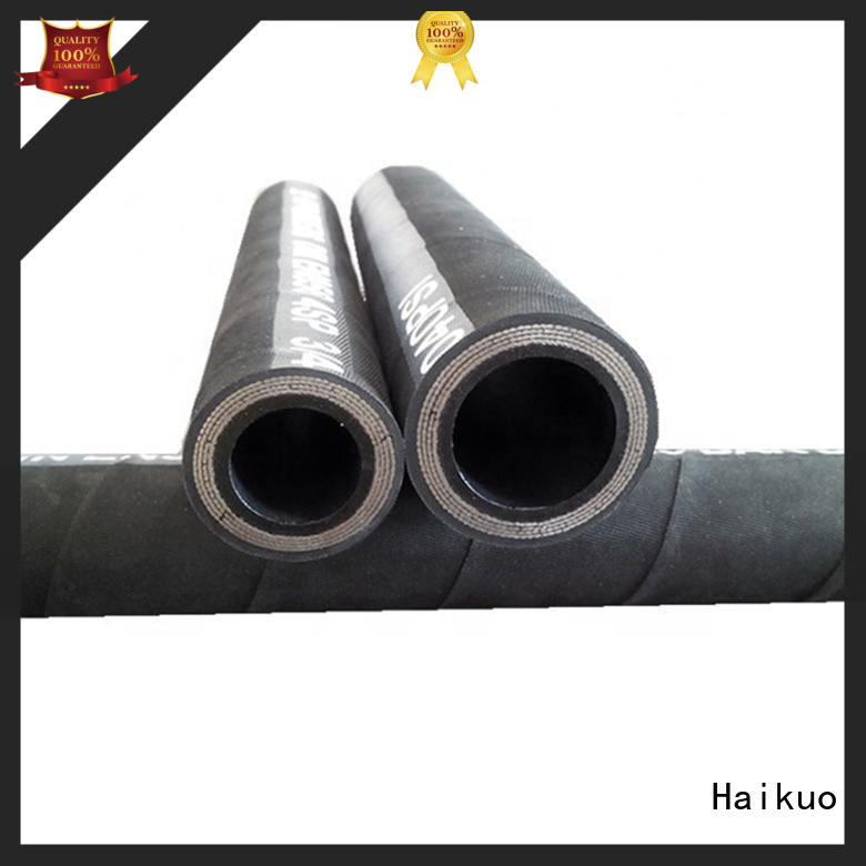 Haikuo braided agricultural hose for-sale for hardware