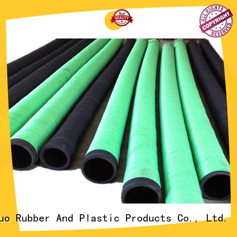 durable rubber water hoses asphalt wear resistance for lighting