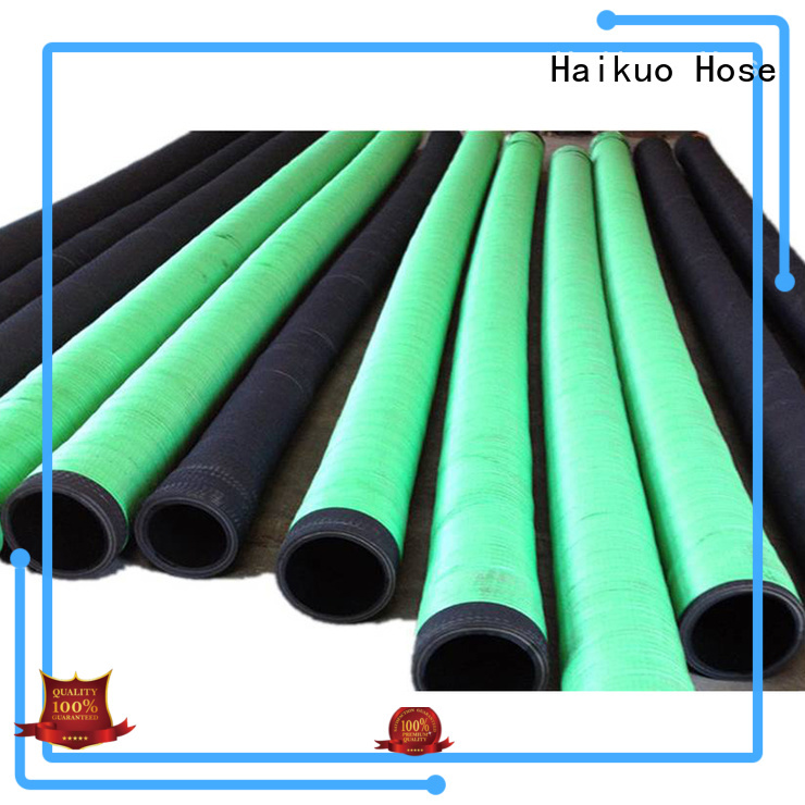 Haikuo standard rubber water hoses long-term-use for lighting