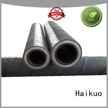 Haikuo safety wire braided hydraulic hose experts for electronics