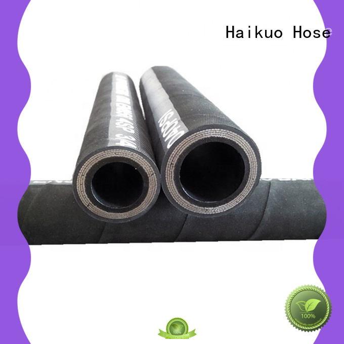 Haikuo fine- quality machine hose directly sale for electronics