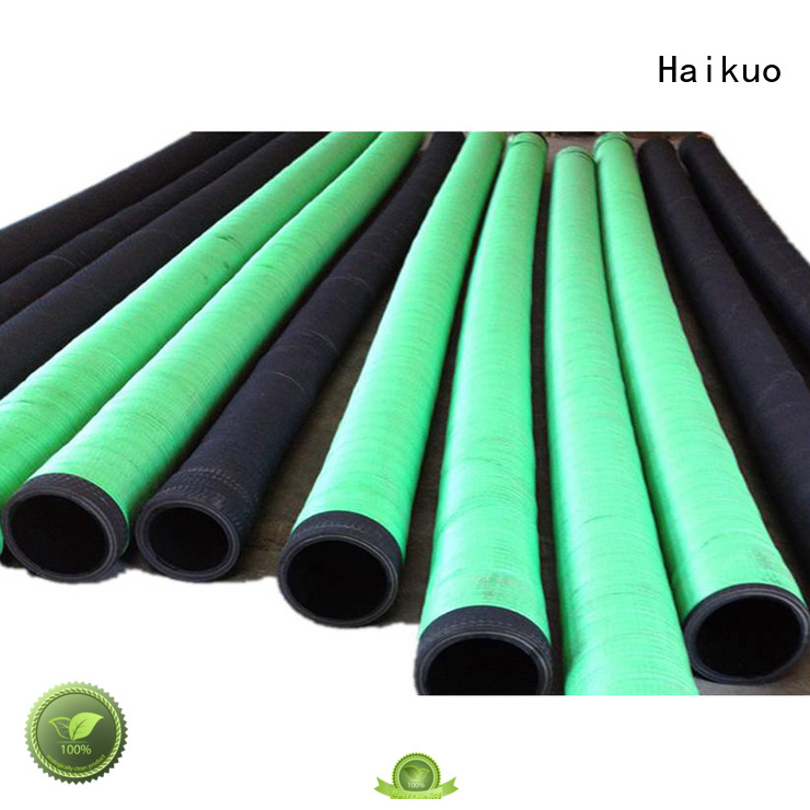 Haikuo reliable rubber water hoses long-term-use for lighting