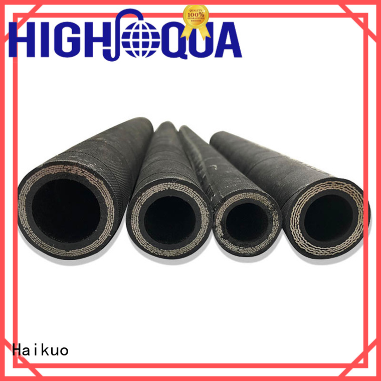 first-rate wire spiral hydraulic hose four factory for audio areas