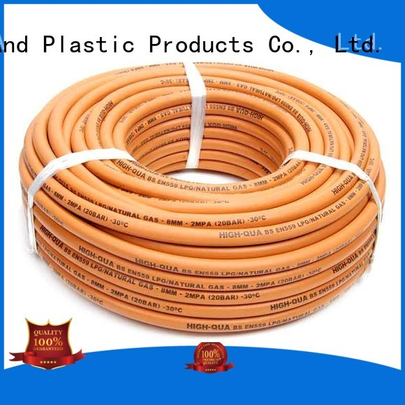 Haikuo hydraulic industrial hoses experts for insulation