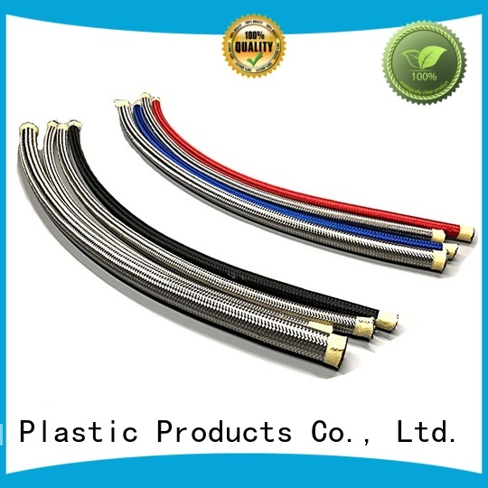 newly ptfe stainless steel braided hose hydraulic from China for insulation