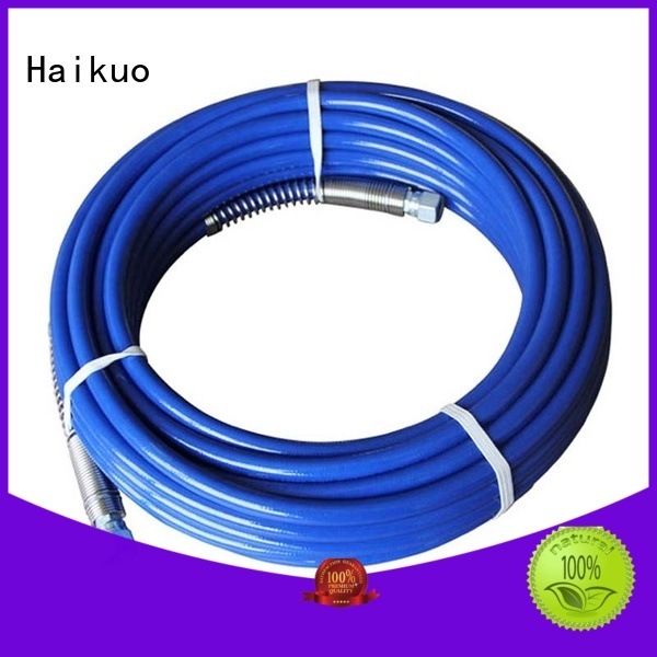 Haikuo safety thermoplastic hose pipe for-sale for lighting