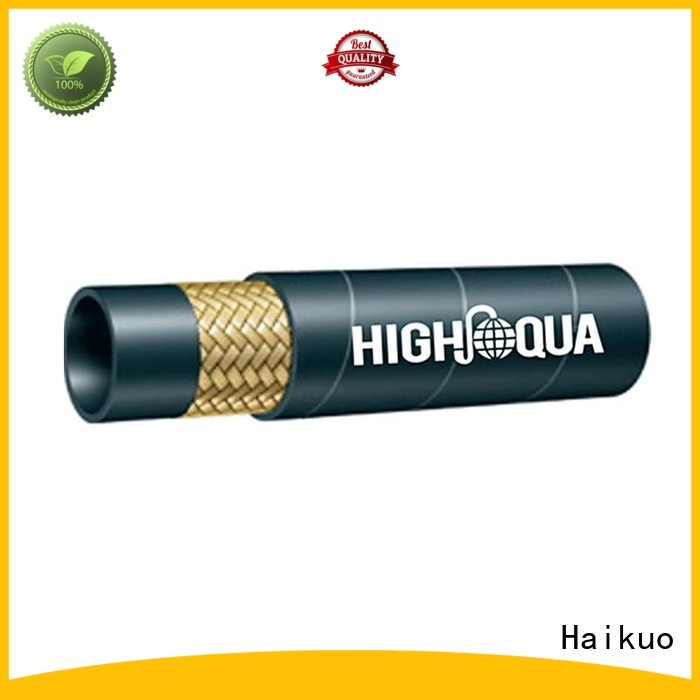 Haikuo sae machine hose manufacturer for ships areas