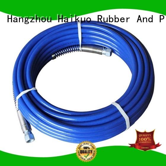 Haikuo single industrial hoses owner for lighting