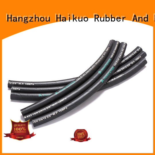 Haikuo gradely flexible hose pipe from China for lighting