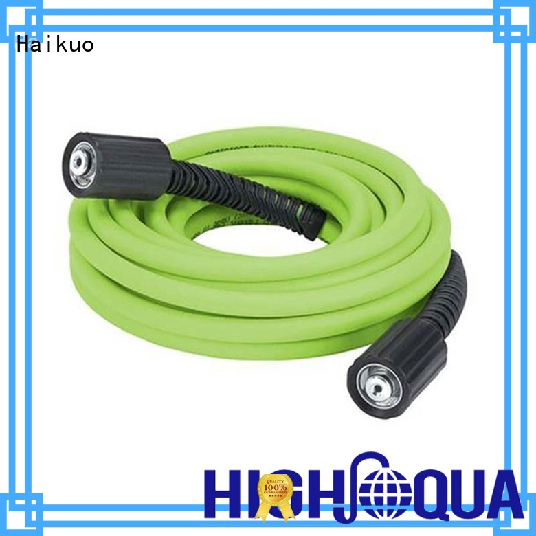 Haikuo hose washing machine hose factory price for aviation