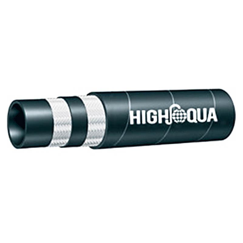 Two fiber Braided Hydraulic Hose DIN/EN 854 2TE