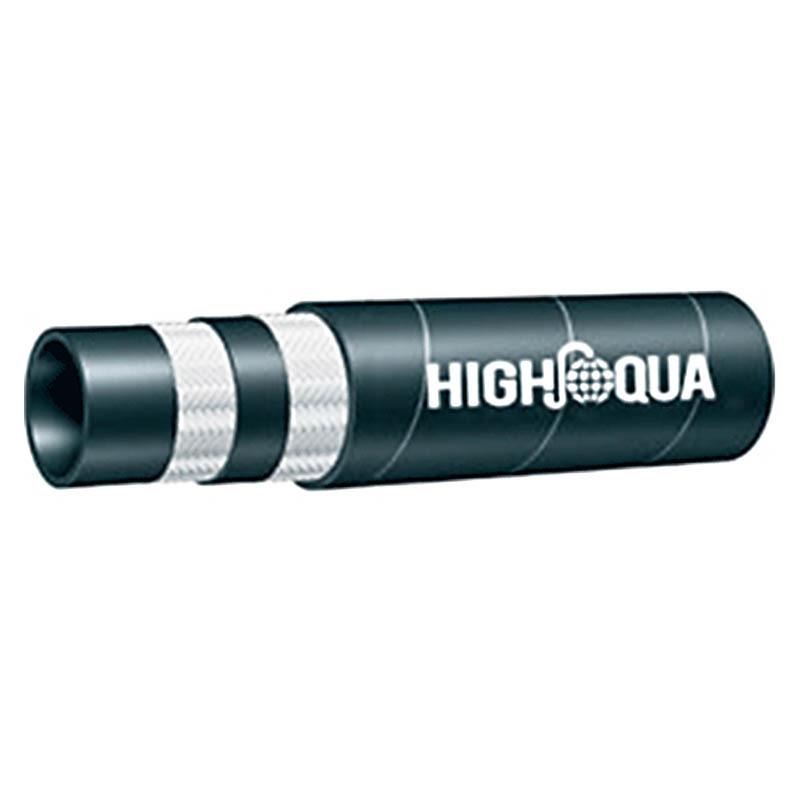 Two fiber Braided Hydraulic Hose DIN/EN 854 3TE
