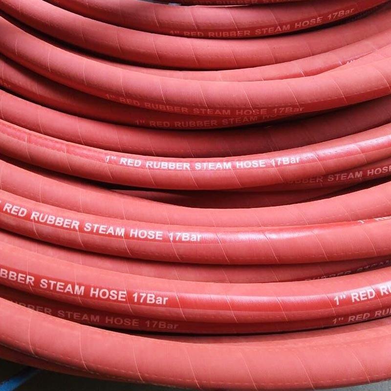 Steel Wire Braid Steam Hose BS5342