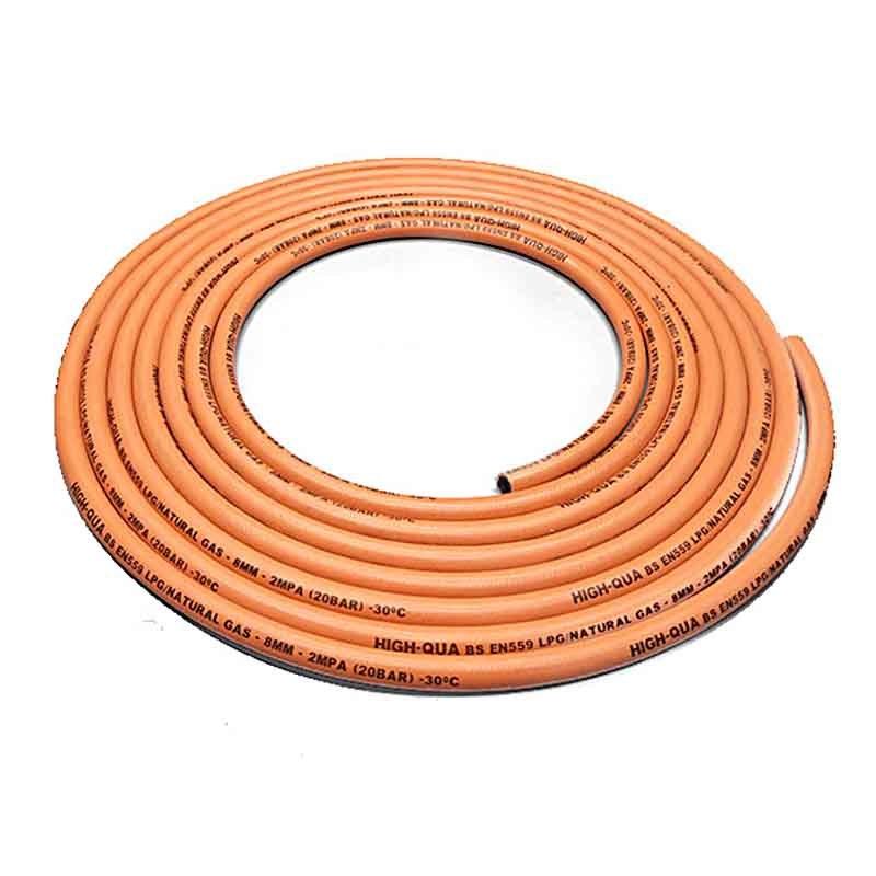 Rubber LPG / Gas Hose