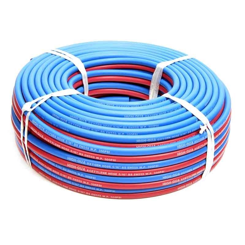 Rubber Welding Hose For Oxyegn/Acetylene/Propane