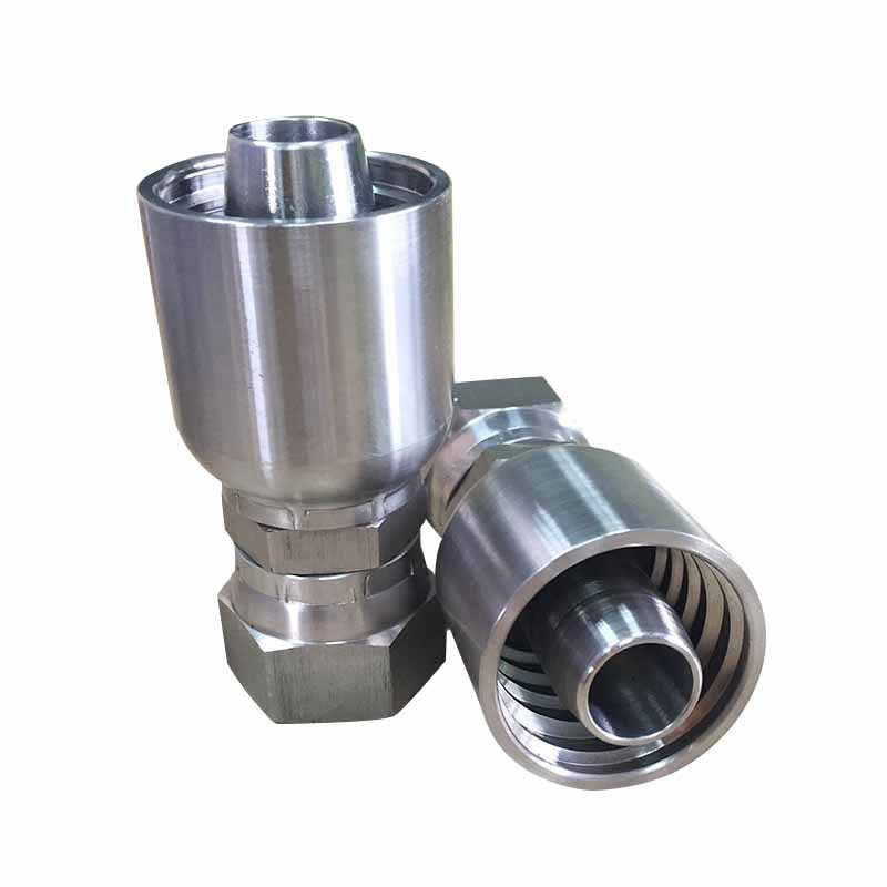 Hydraulic Hose Fittings BSP/JIC/NPT/Metric/ORFS