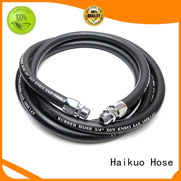Haikuo industry-leading fuel dispenser hose manufacturer for insulation