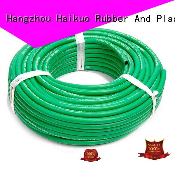 Haikuo gradely industrial rubber hose supplier for motorcycles