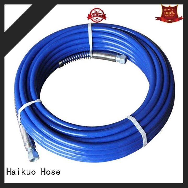 Haikuo safety thermoplastic hose widely use for insulation