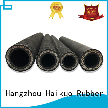 Haikuo wire 4 wire hydraulic hose directly sale for electronics
