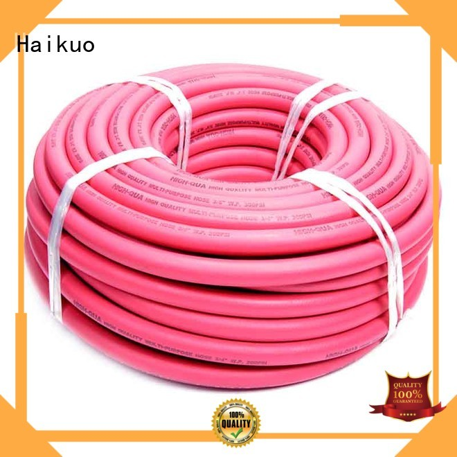 Haikuo stainless industrial hoses supplier for audio areas