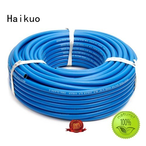 thermoplastic industrial hoses package for automobiles Haikuo