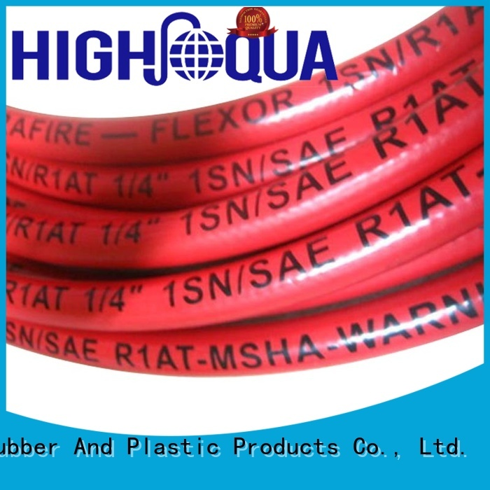 reliable steam hose steel widely use for ships areas