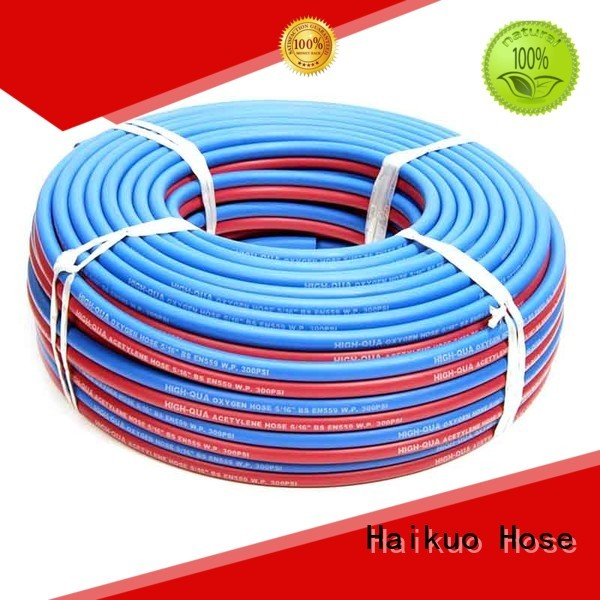 Haikuo multipurpose rubber fuel hose package for ships areas