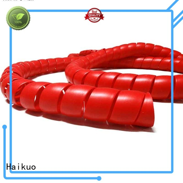 Haikuo fittings hose guards fireproofing for motorcycles