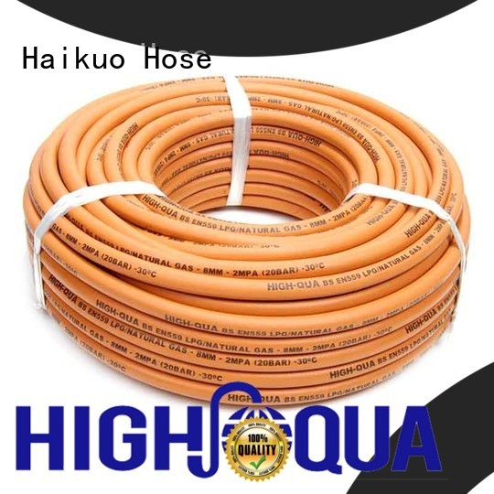 Haikuo advanced industrial hoses experts for insulation