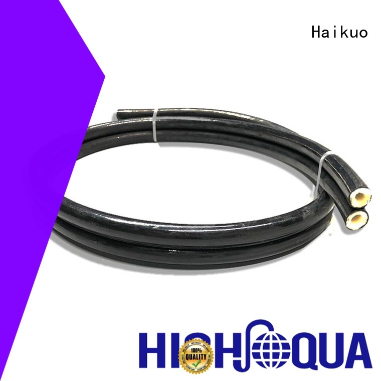 Haikuo high-quality industrial hoses for-sale for audio areas
