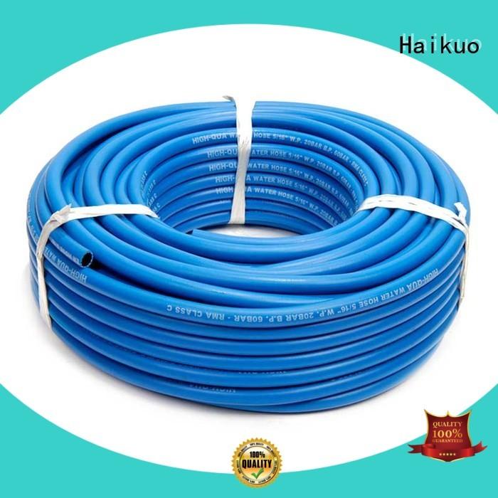 Haikuo bulk reinforced rubber hose supplier for aviation
