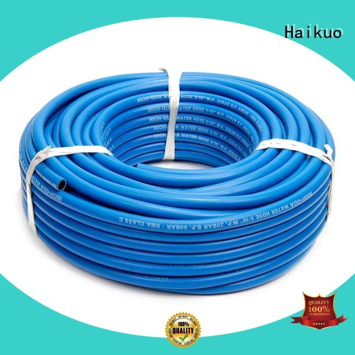 Haikuo bulk reinforced rubber hose supplier for aviation