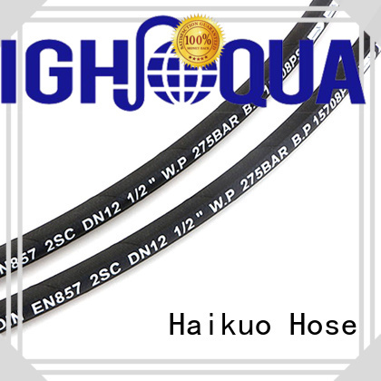 Haikuo effective agricultural hose supplier for ships areas