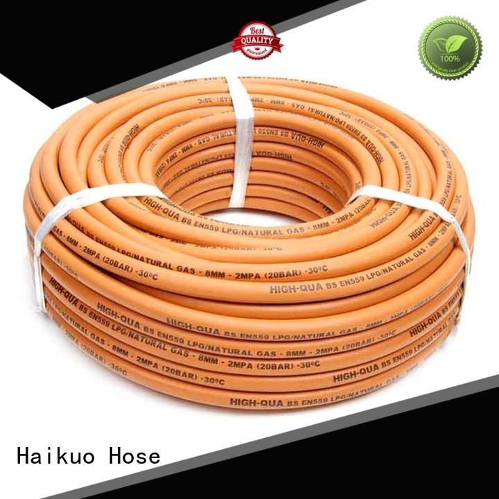 standard rubber water hose water supplier for hardware