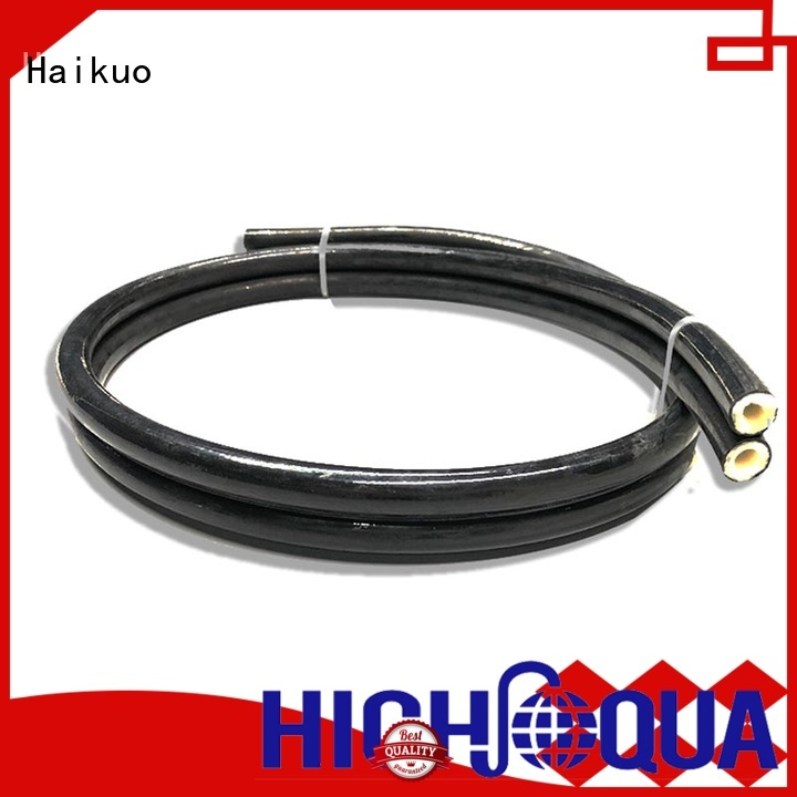 Haikuo quality industrial hoses package for insulation