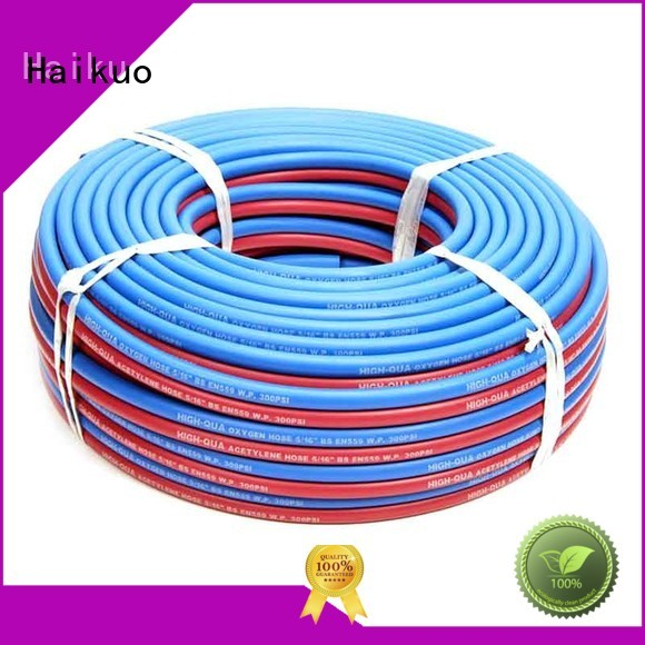 Haikuo gradely rubber water hose directly sale for ships areas