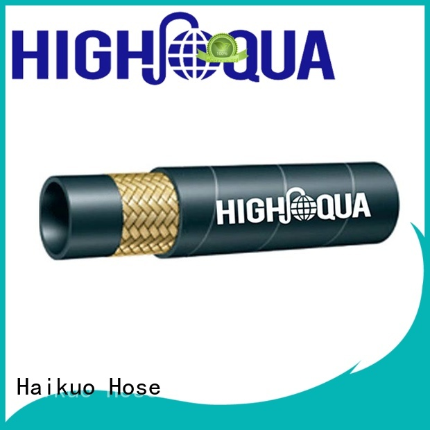 Haikuo reliable industrial hoses supplier for audio areas
