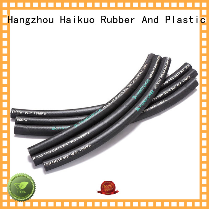 high-quality machine hose steel directly sale for electronics