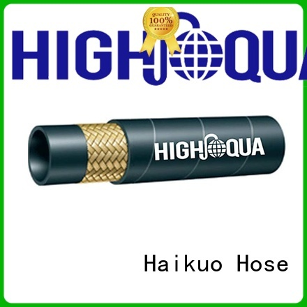 single flexible hose pipe braid for lighting Haikuo