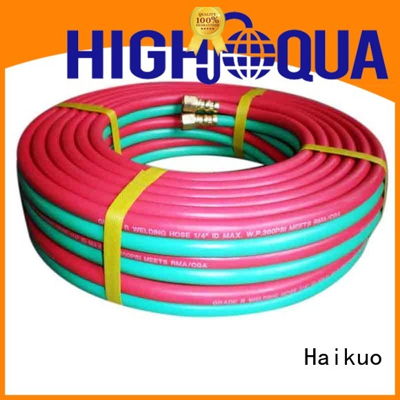 Haikuo first-rate hose and fittings widely use for hardware
