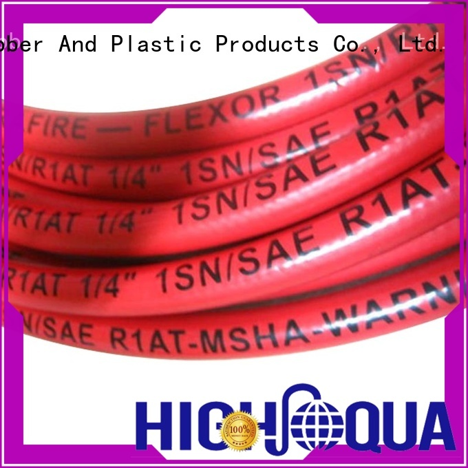 Haikuo braid steam hose wear resistance for machinery