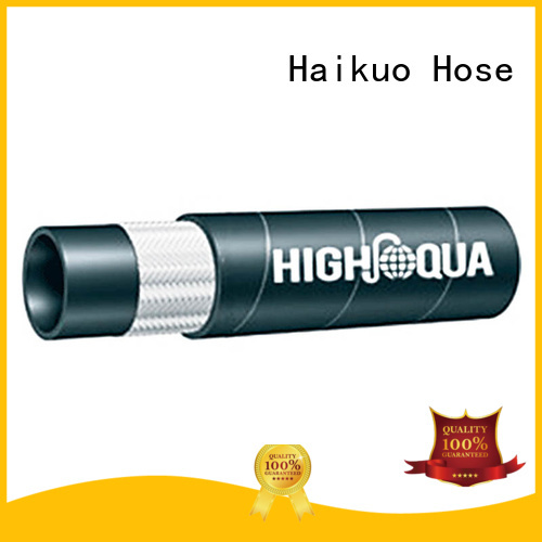 excellent low pressure rubber hosedinen factory for aviation