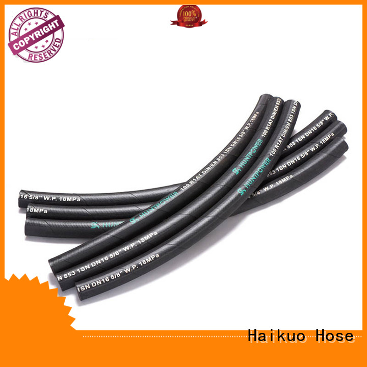Haikuo advanced industrial hoses manufacturer for automobiles