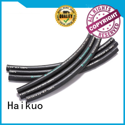 Haikuo layer stainless steel flexible hose factory price for lighting