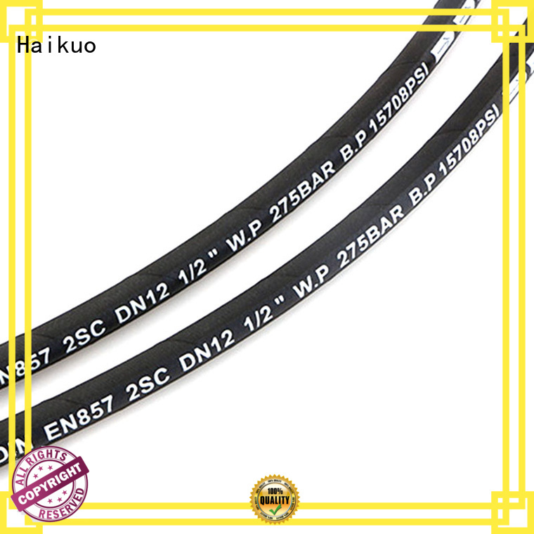 Haikuo superior high pressure flexible hose package for motorcycles