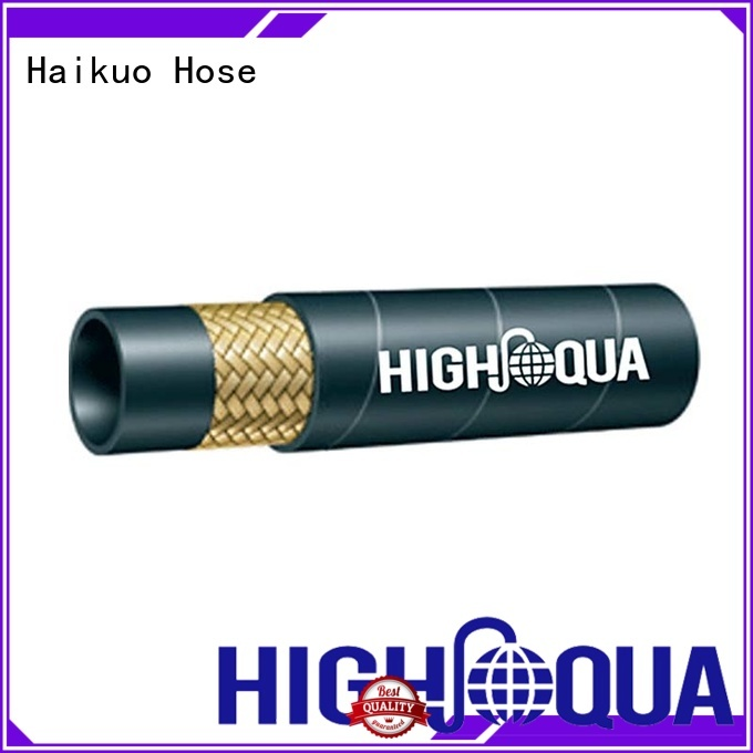 Haikuo high-quality machine hose directly sale for ships areas